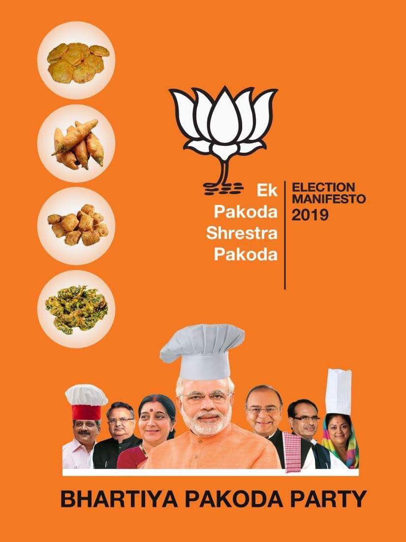 Image result for pakodanomics results