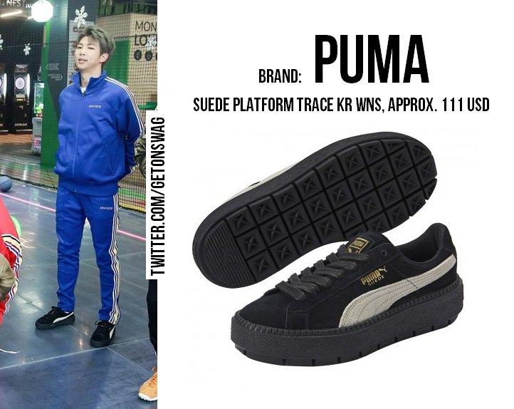 puma platform 42