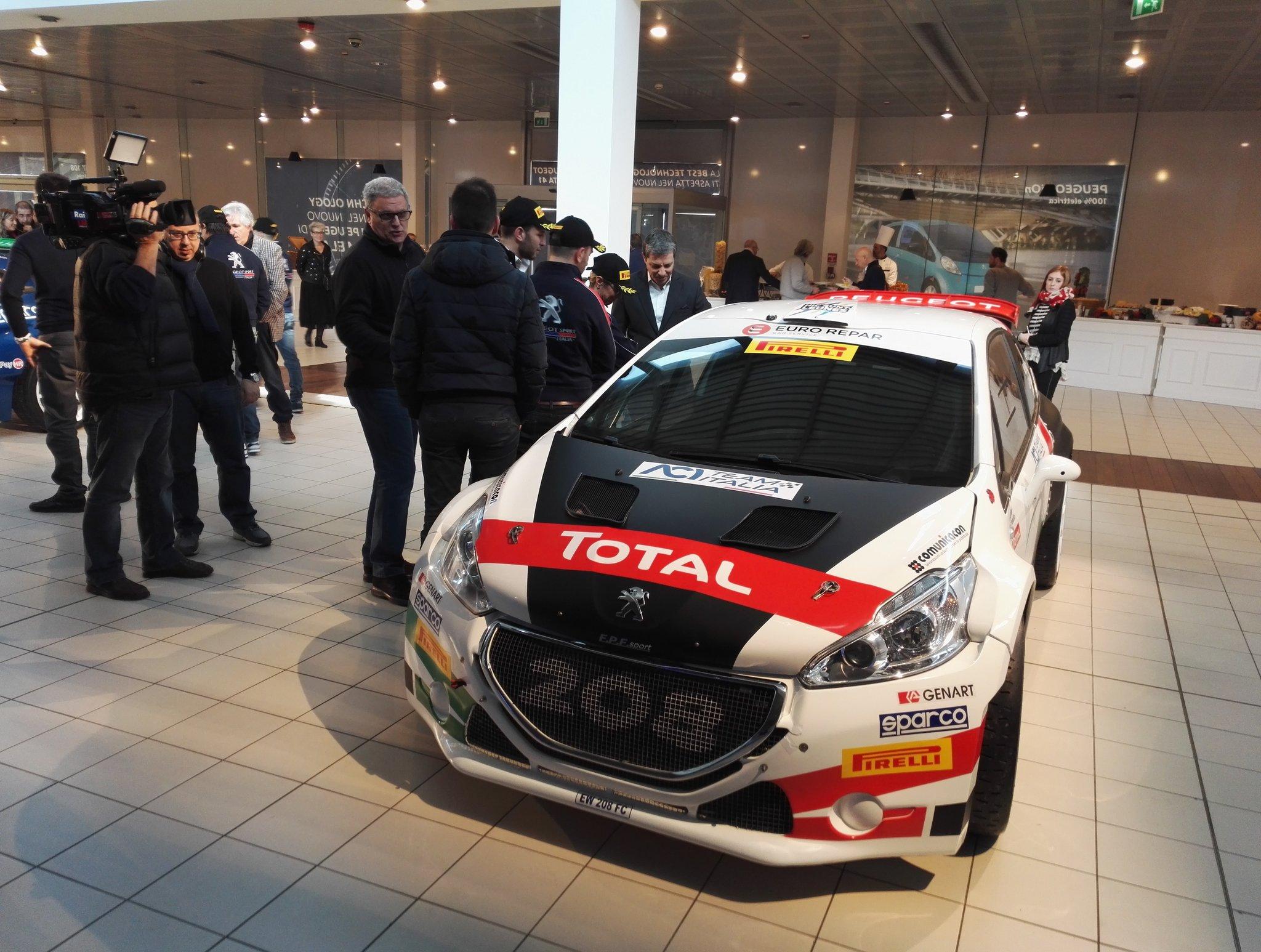 Nacionales de Rallyes Europeos(y no Europeos) 2018: Información y novedades - Página 4 DXCqrayXcAA8B8Q