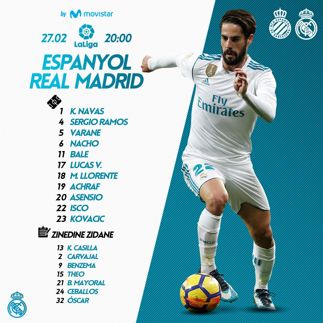 LIGA J 26 27/02/2018 ESPANYOL REAL MADRID - Página 2 DXD19CxX0AIYjPw