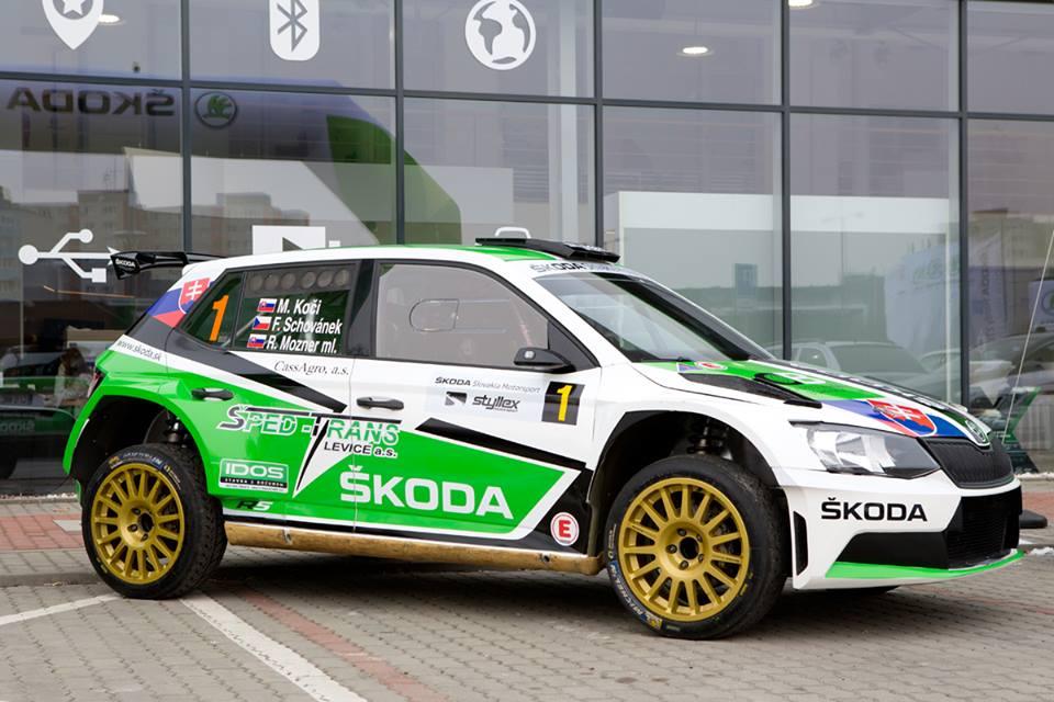 FIA European Rally Championship: Temporada 2018 - Página 3 DXD6n9yW0AArOoZ