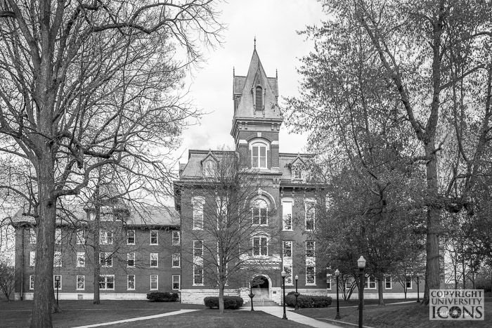 Franklin College Indiana >> University Icons On Twitter Today S Featured College Icon Is Old