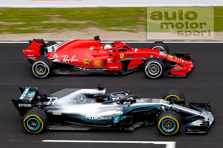 2018 F1 car comparison - F1technical net