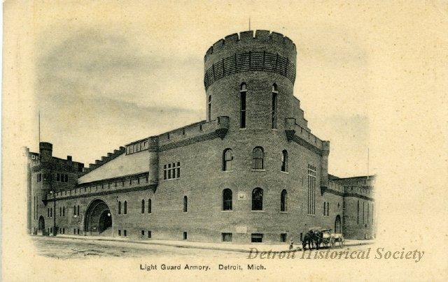 1902 : First Detroit Automobile Show?