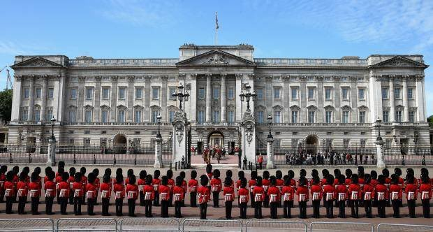 Buckingham Palace is the London residence and administrative headquarters of the monarch of the United Kingdom. Located in the City of Westminster, the palace is often at the centre of state occasions and royal hospitality.