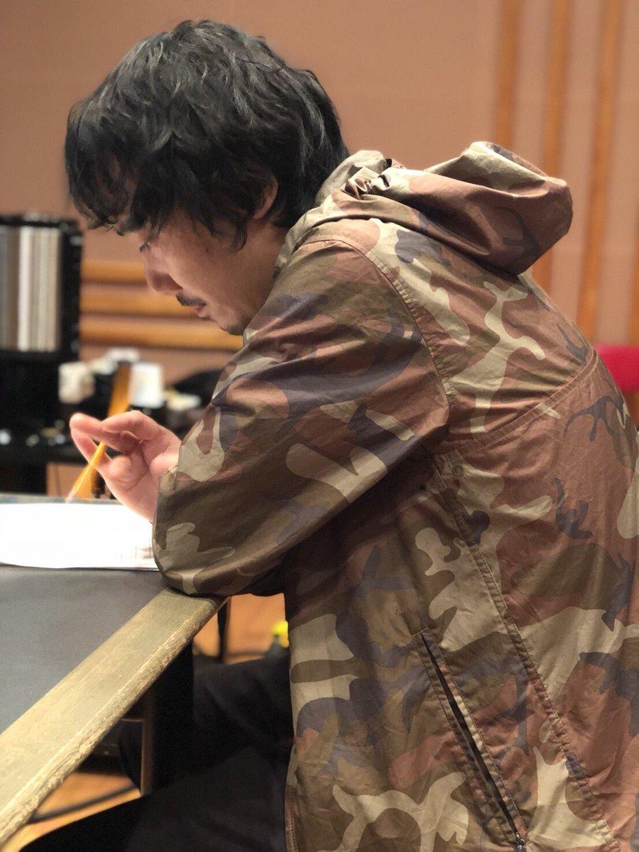 ヒデちゃんは集中している時にペンをよく回しています✏️ 昔からです