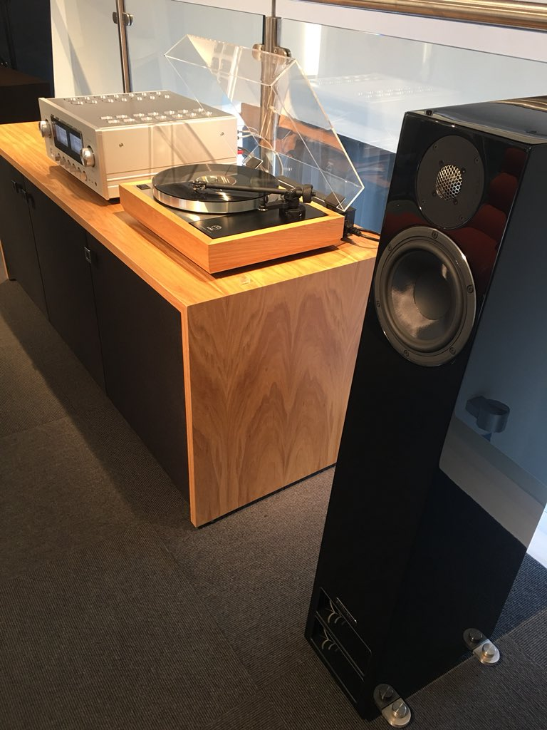 Linn, Audio Cabinet, PMC Speakers And 3 Others