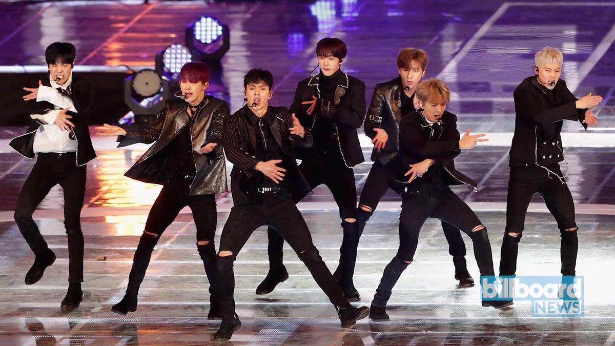 The summer of K-pop. #BillboardNews http...
