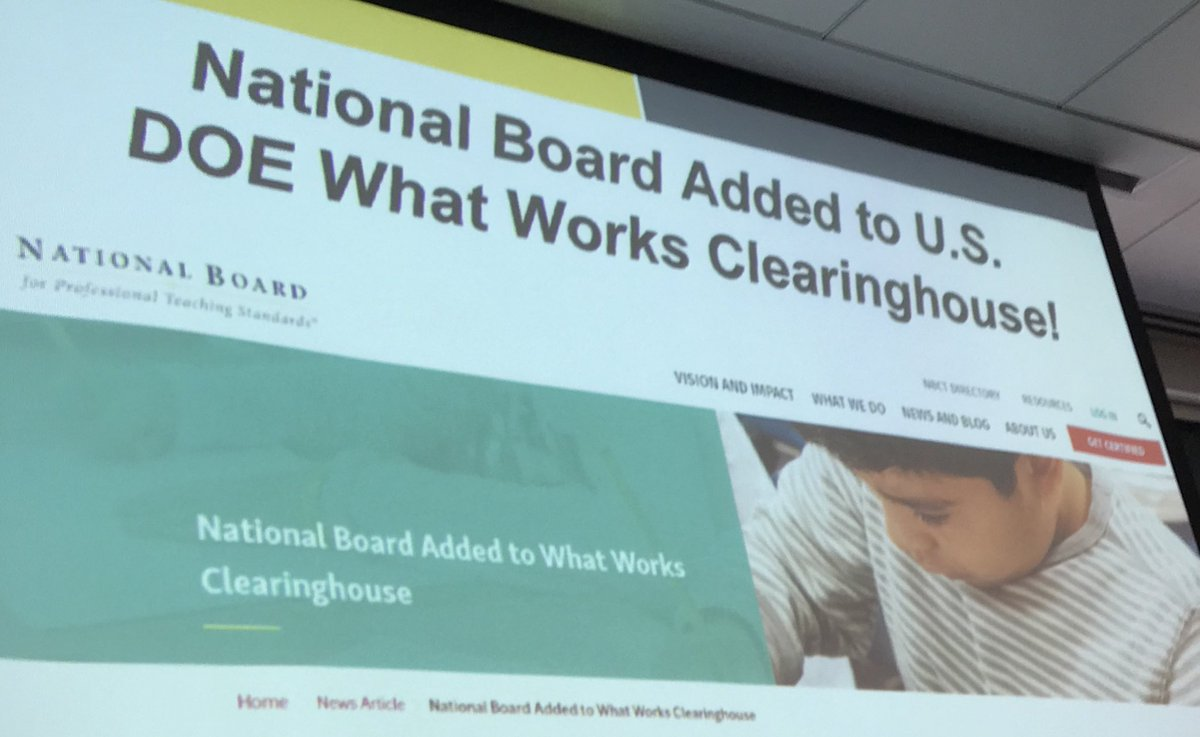 Leah Terry Nbct On Twitter National Board Certification Has Been
