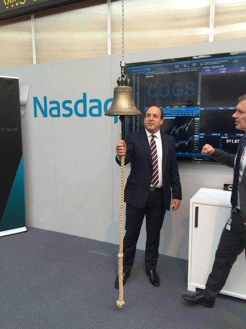 Cognosec joins Nasdaq International Designation - Cognosec AB http://crwd.fr/2HOZyzX