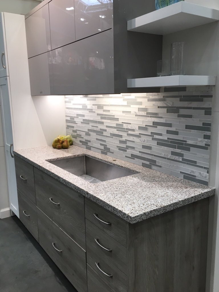latitude cabinet and white elegant for countertop with impressive kitchen tile backsplash brown your decor bellmont design wood cabinets plus furniture