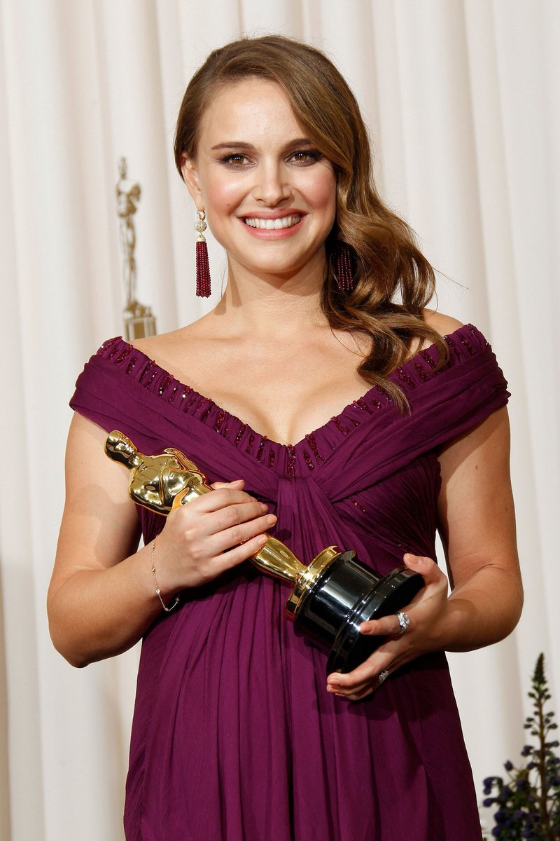 On This Day in 2011, Natalie Portman received an Oscar for Best Actress for her legendary performance in Black Swan as Nina Sayers.