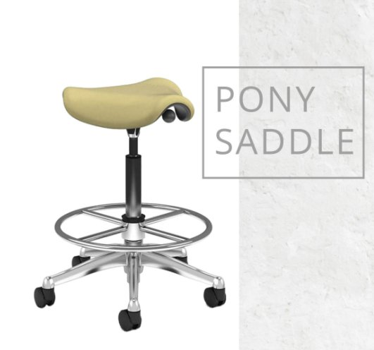 Designed To Cradle Your Body And Increase Comfort Levels As You Work Saddle Up With The Humanscale Pony Seat At