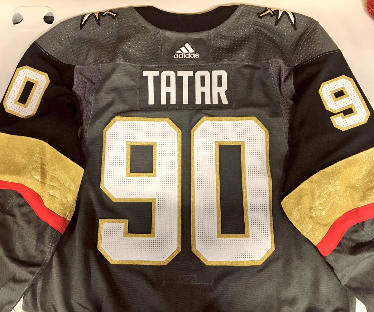 Vegas Golden Knights On Twitter Tomas Tatar Number 90 For Your Golden Knights Vegasborn