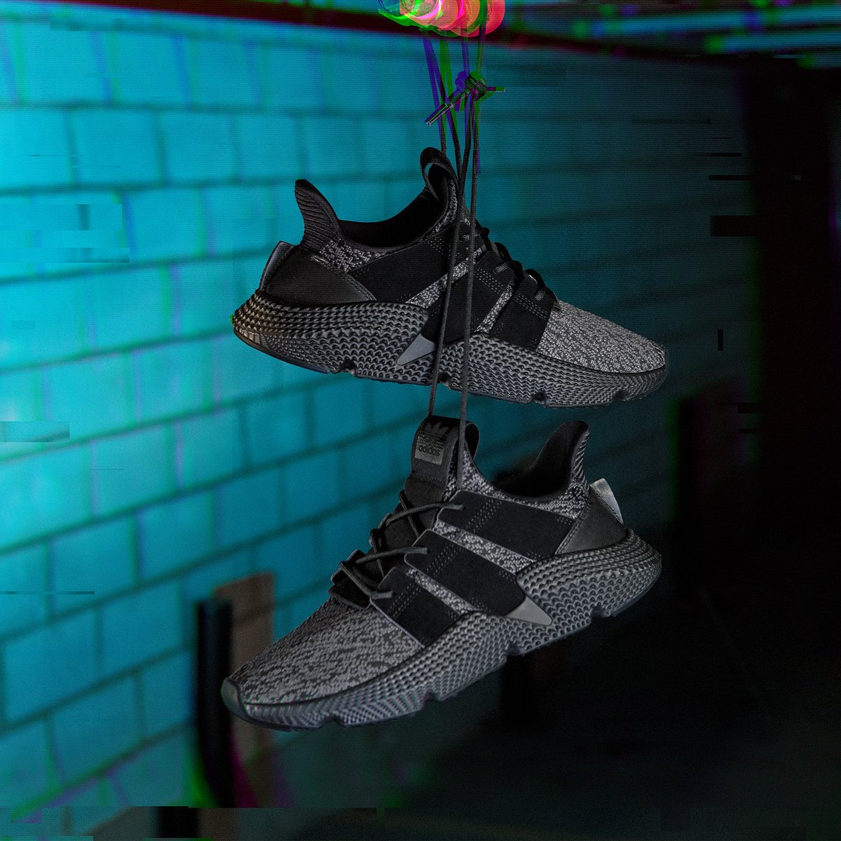 on sale 8821e 40e8d PROPHERE gets the triple black treatment. 5 new colourways arrive in  stores today, shop Prophere here httpa.did.aspropheretw  pic.twitter.com ...