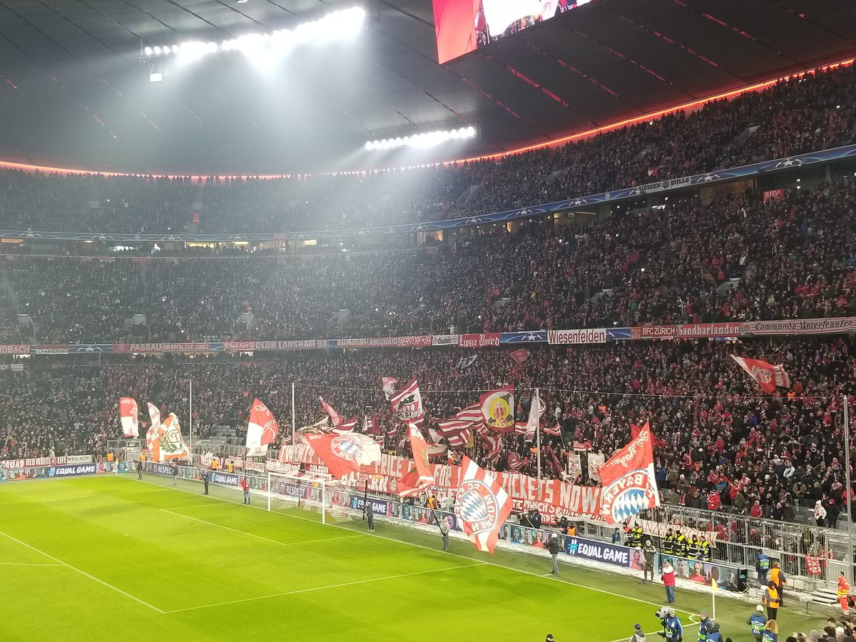 Happy birthday @FCBayern! It is an honor...