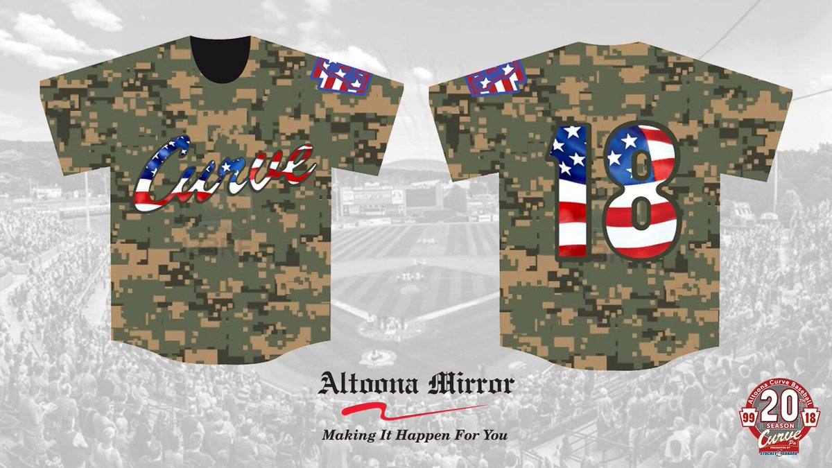 The Buffalo Bisons will wear Star Wars jerseys on June 2 (from Joseph  Pitirri). … Lots of notes about the the Altoona Curve  The team unveiled a  new ... e651bf9c0