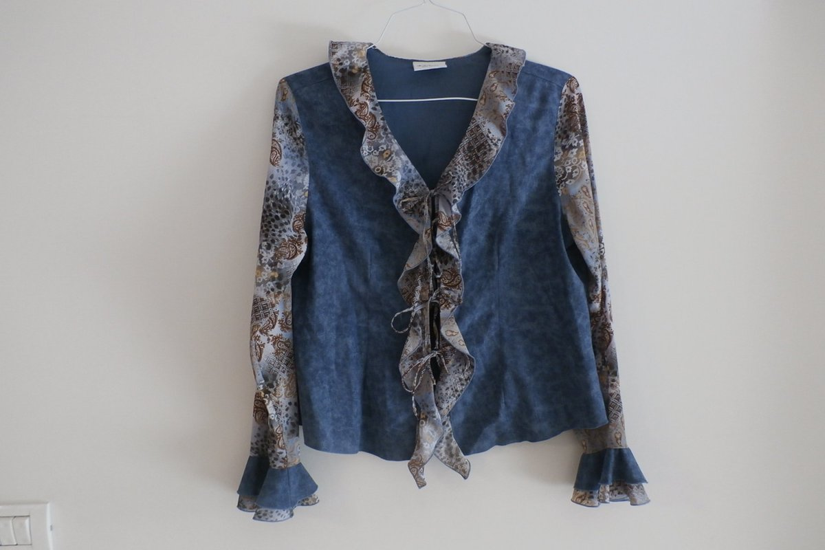 Cool #Sexy #Jeans #Blouse Blue Womens #denimtop  Lace-up http://etsy.me/2CnqirP   via @Etsy #gotvintage #womensfashion #retrofashion #retro #outfitoftheday #fashionaddict #vogue #fashion #Fashionista