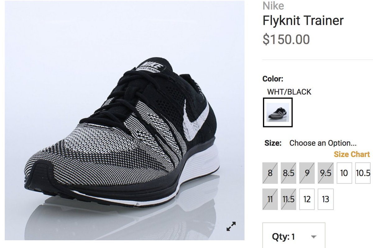 453d7614b2c cheap nike flyknit trainer oreo quick pick bd969 fe089