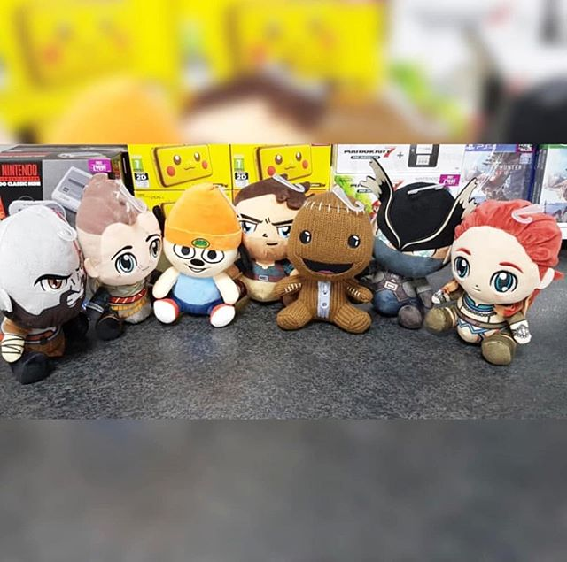 Sly Cooper Stuffed Animal, Stubbins Plush On Twitter In The Uk And Looking To Get Your Hands On Some Stubbins Check Out Https T Co Jp7eoce2ju To Get Yours Aloy Sackboyadventures Littlebigplanet Thehunter Parappatherapper Nathandrake Gow Atreus Kratos