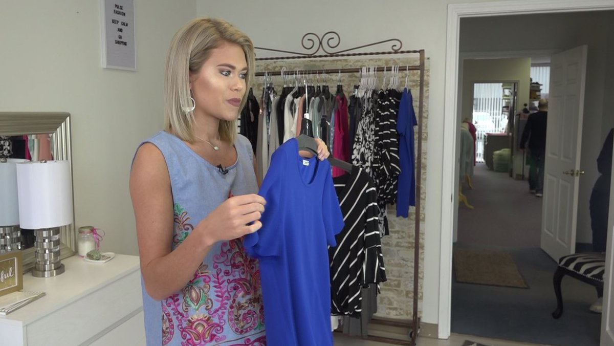 fd9f42062f ICYMI: YouTube star is face of Chesterfield online retailer Pulse Fashion  via @showmestlouis ...