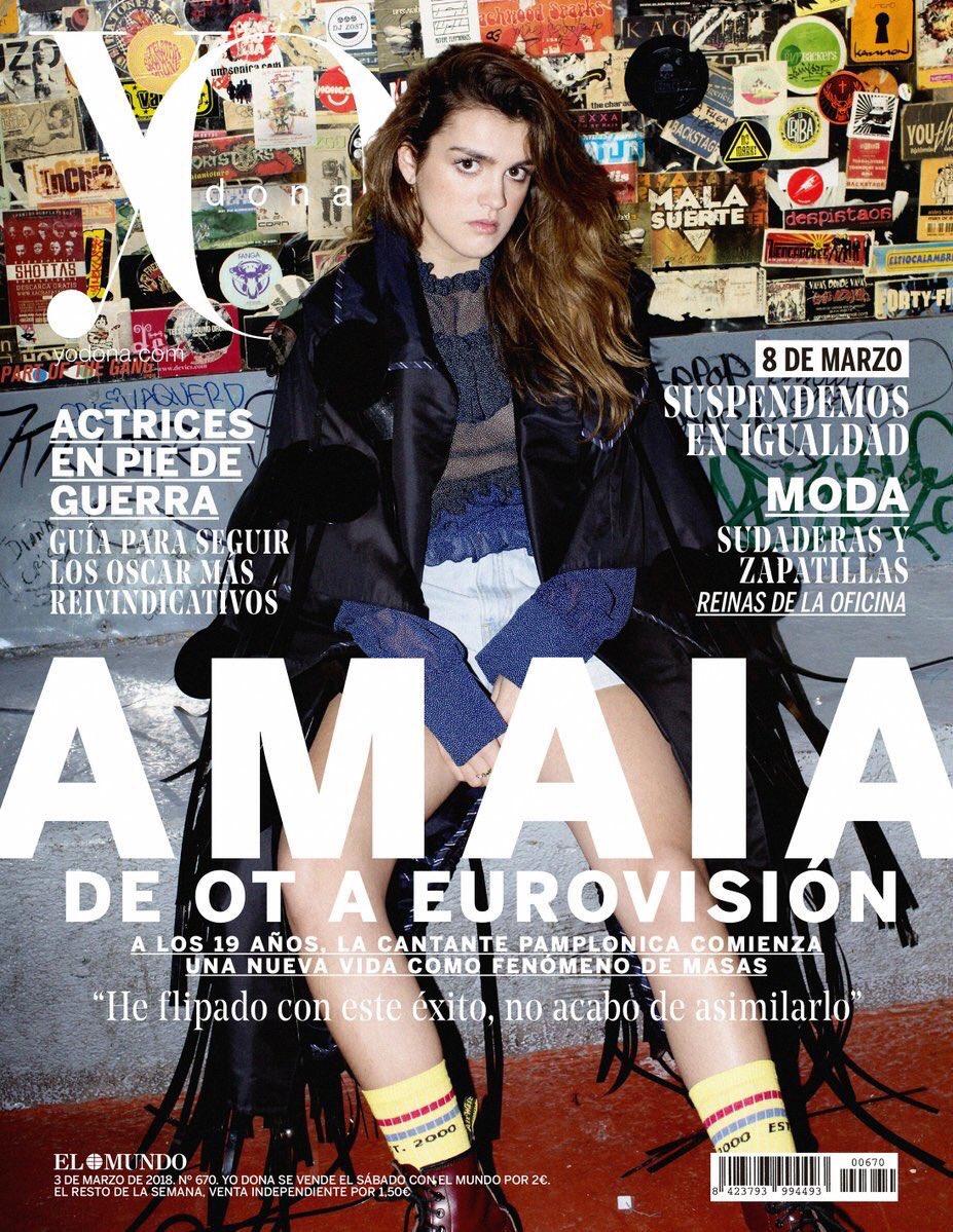 "Amaia Romero >> álbum ""Pero No Pasa Nada"" - Página 3 DXEdeXHW0AAXhqA"