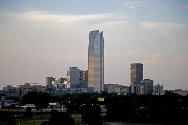 Sex in the city of tulsa
