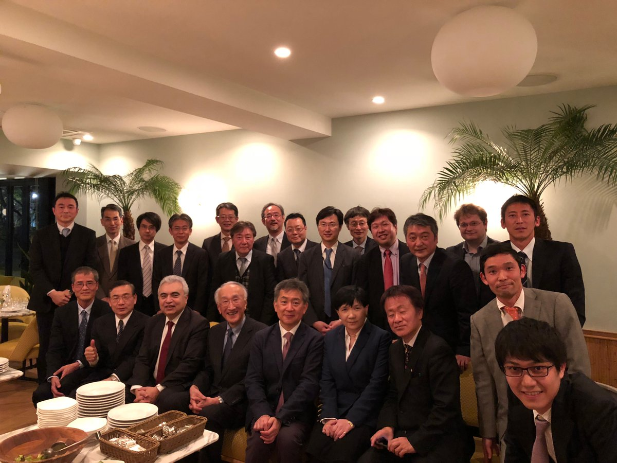 Fatih birol on twitter always great to meet up with our much loved fatih birol on twitter always great to meet up with our much loved iea alumni network in japan tokyo feels like a home away from home today m4hsunfo