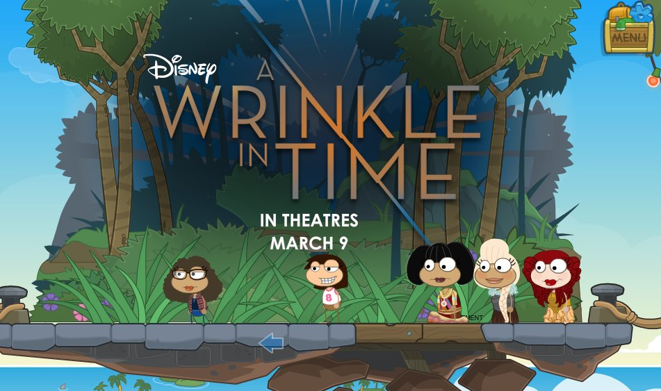official poptropica on twitter have you played the wrinkleintime