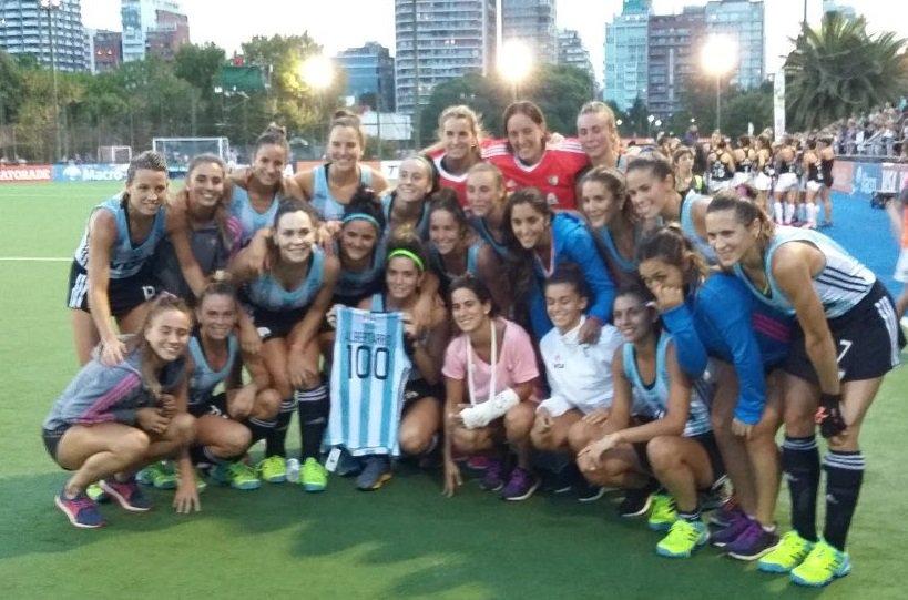 Hockey | Las Leonas cerraron la serie con Nueva Zelanda con un nuevo triunfo