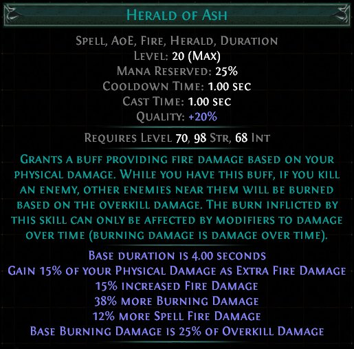 path of exile on twitter in content update 3 2 0 the herald of