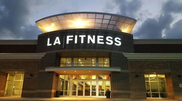 LA Fitness Picture