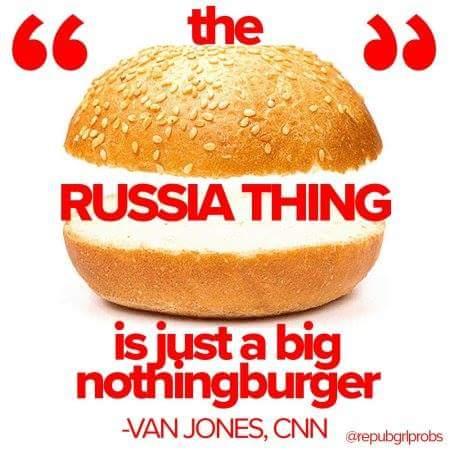 Image result for van jones nothing burger