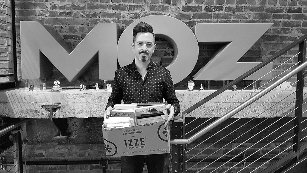 Today's my last day at Moz. Blog post: https://t.co/HWCe8lLSea https://t.co/Kaockw2Oku