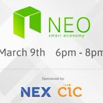 Image for the Tweet beginning: NEO developer workshop by CoZ
