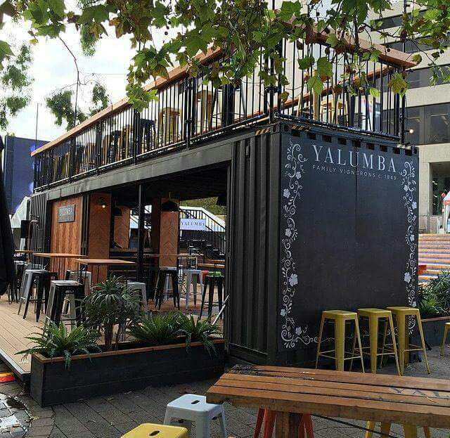 Hey! Coffee lovers. I convert shipping containers into coffee shops and restaurants.  Anyone can own one.  DM me or What's app - 0740756183 Info@urbancontainers.co.za  Lets make dreams real  #cofee #cofeeshop  Retweet Please!!! pic.twitter.com/i20kLPZdH0