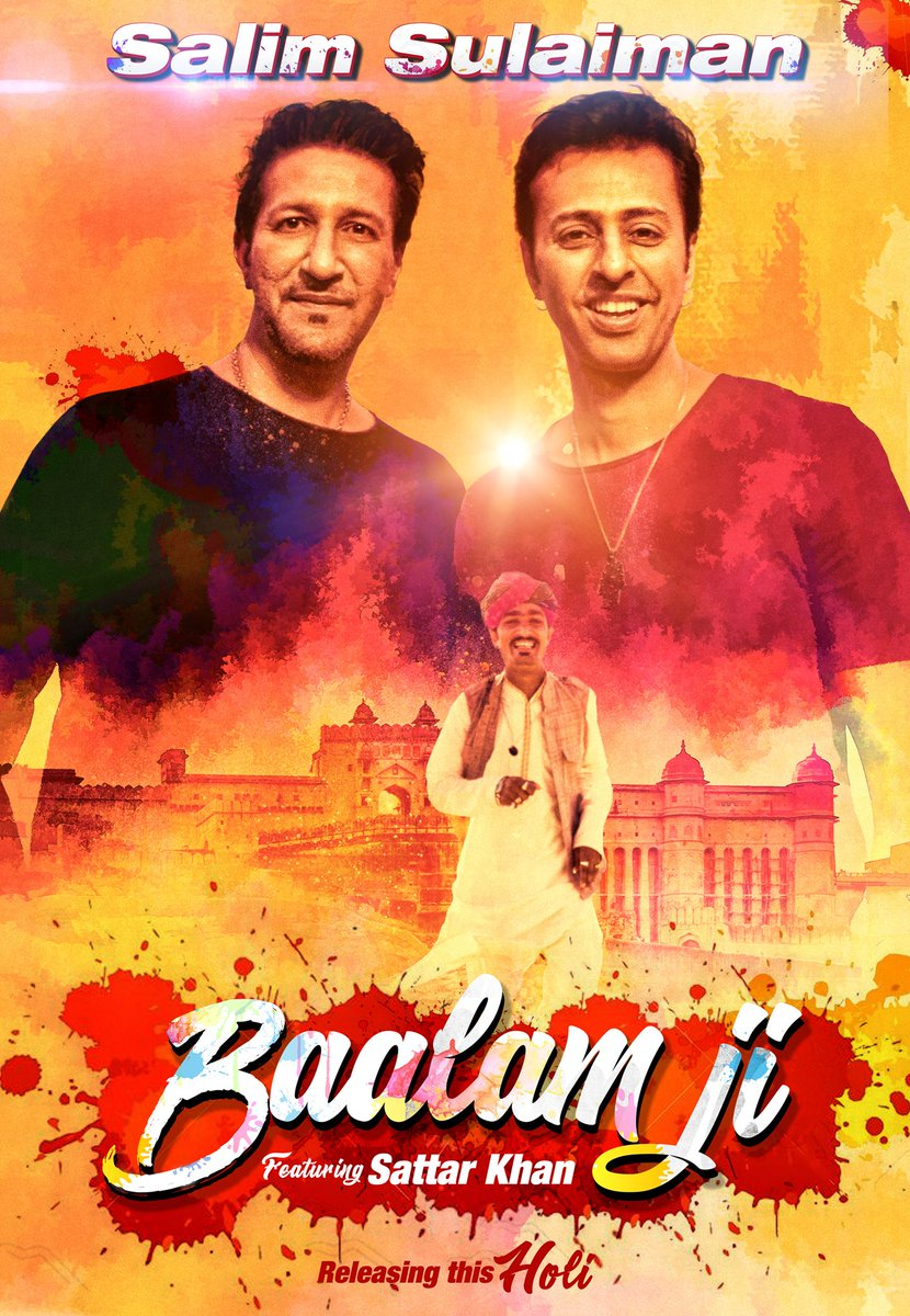 Salim Merchant On Twitter Ecstatic About Our Forthcoming Single