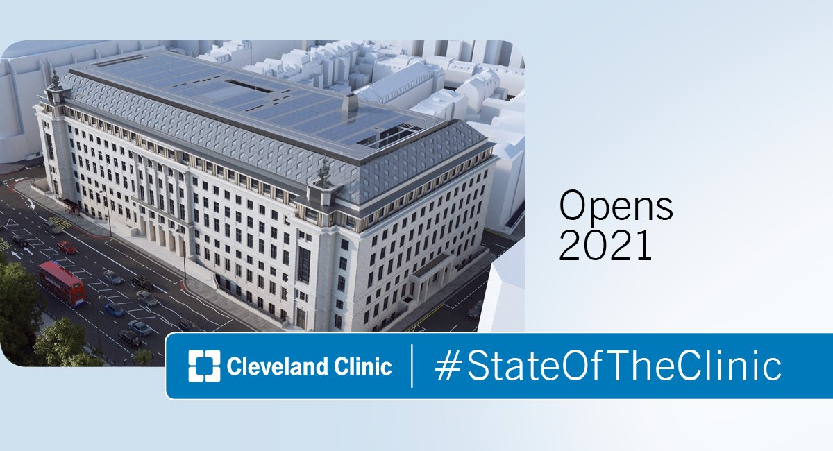 Cleveland Clinic on Twitter: