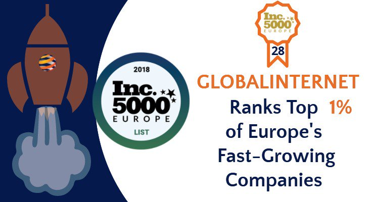 test Twitter Media - Globalinternet now ranks within the top 1 percent of Europe's fast-growing private companies. @Inc. #FastGrowth @https://goo.gl/PDo6v8 https://t.co/VKZ4m7CL0U