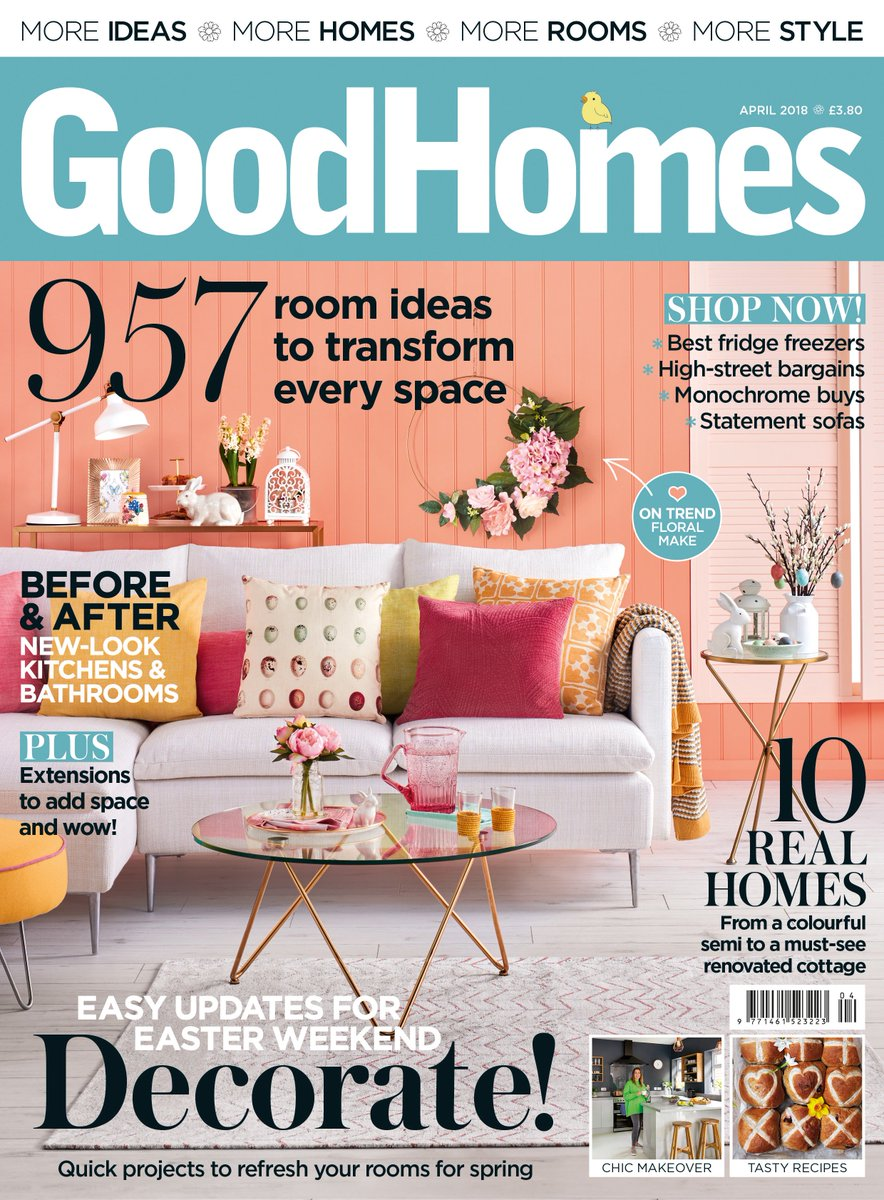 Shop Our Edit Of The Best Statement Sofas Plus Get Inspo For Your New Kitchen Or Bathroom With Our Wow Factor Transformations Enjoypic Twitter Com