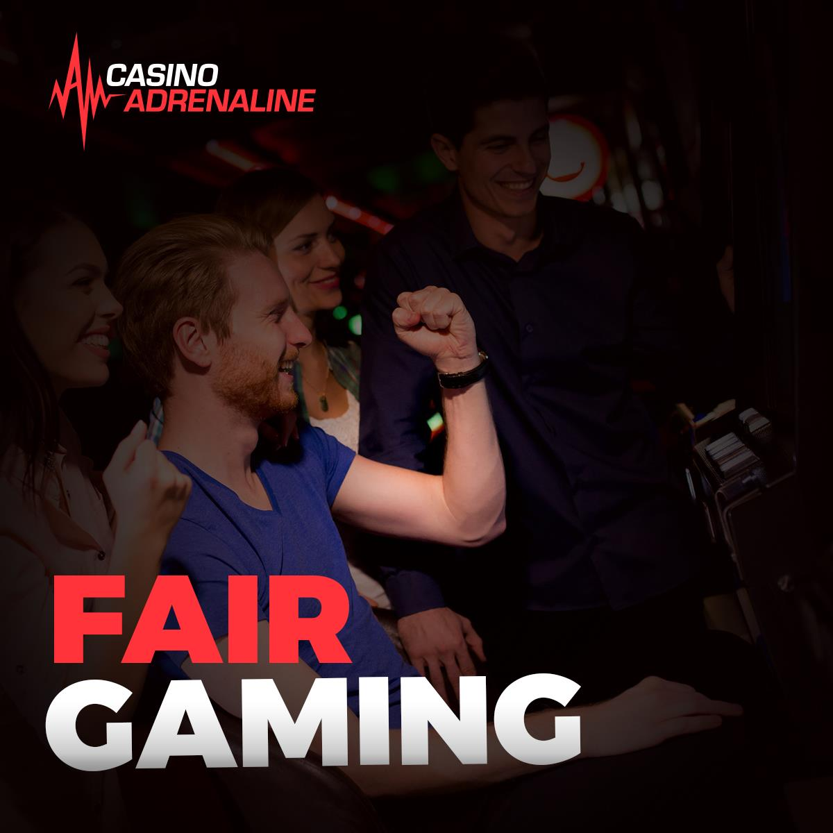 test Twitter Media - #CasinoAdrenaline is absolutely committed to fair play. #Trustworthiness is the keystone for running our casino and building our visitor base – who keep coming back for more! To ensure #fairgaming environment, we use a random number generator for complete fairness and randomness. https://t.co/cIrkPLqFeT