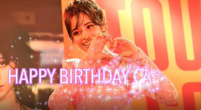 Happy Birthday Camila      21