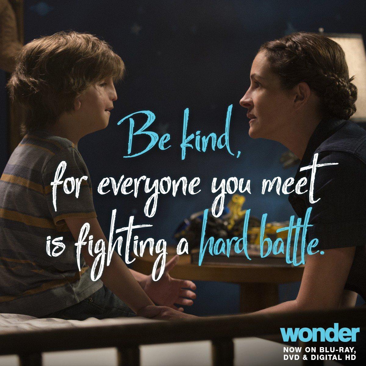 Badri Movie Images With Quotes: Wonder The Movie (@WonderTheMovie)