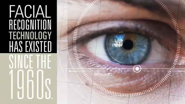 Image for the Tweet beginning: RT @Julez_Norton: How #FacialRecognition could