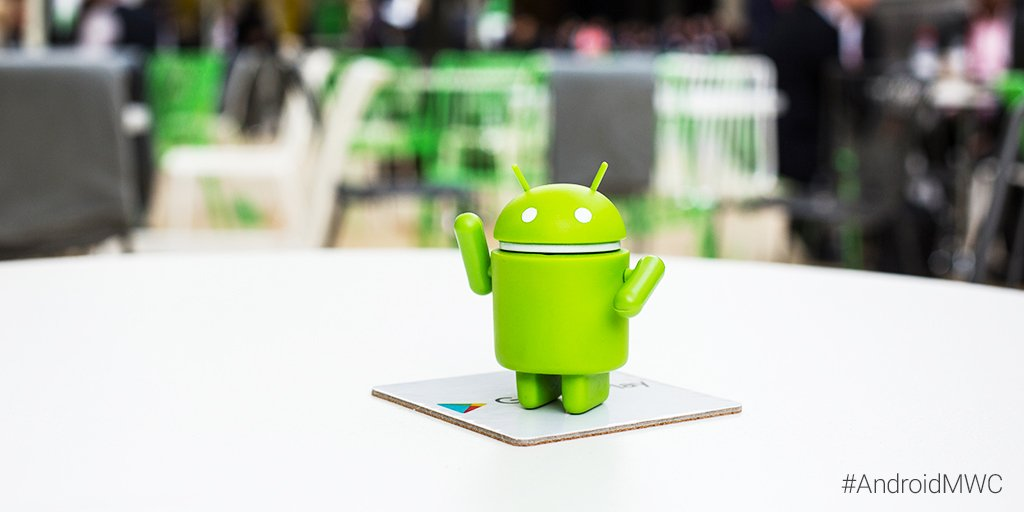 Wishing you were at #AndroidMWC? Don't let FOMO get the best of you. This year, we're bringing the Android Works space right to your feed.