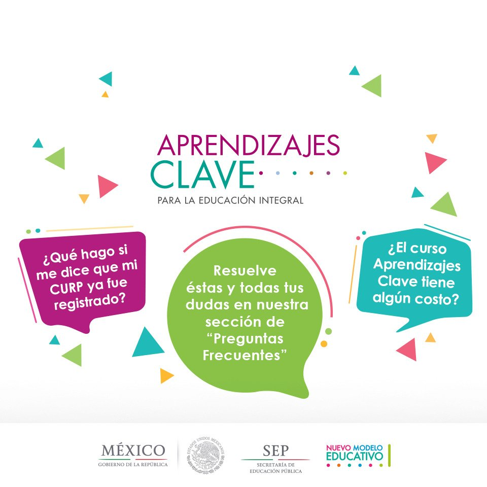 SEP México on Twitter: \