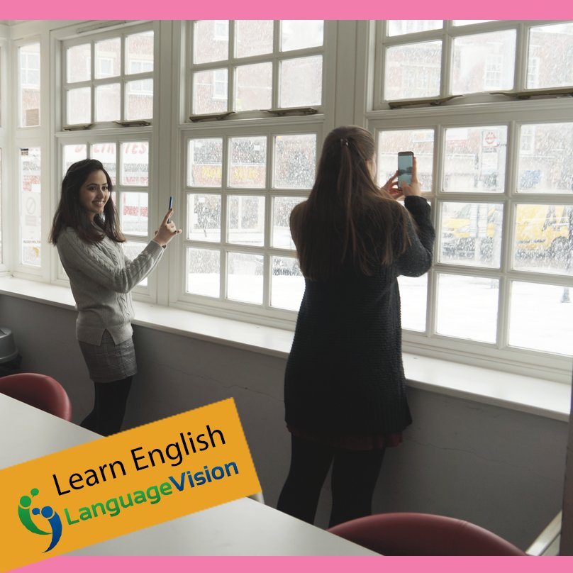 Language VISION's photo on #London