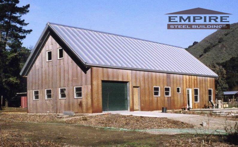 Empire Steel Buildings On Twitter Awesome Steelbuilding Barn