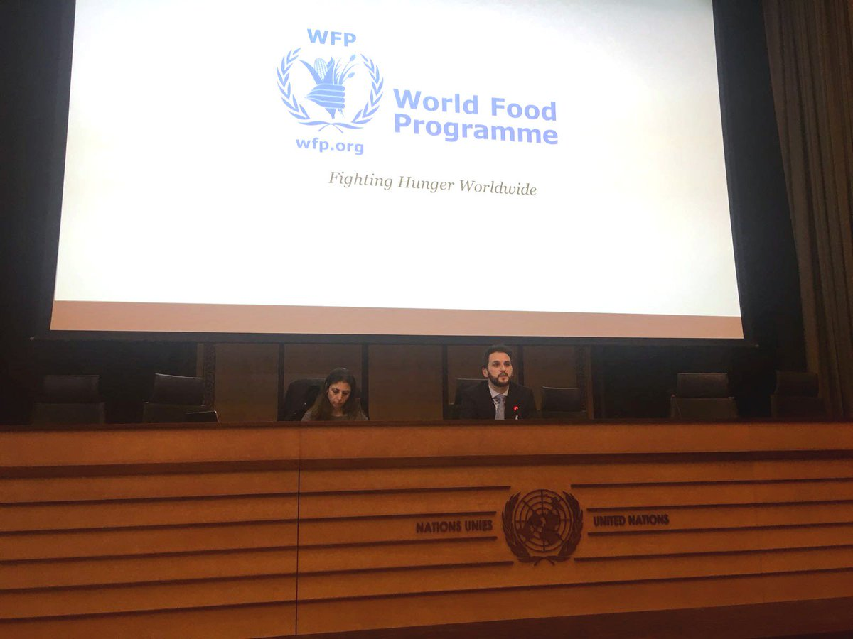 Miguel Guirao Morales On Twitter Honoured And Privileged To Chair A World Food Programme Session By Marie Helene Kyprianou At The United Nations Headquarters In Geneva Ungeneva Soas Cisd Https T Co Qhdsjjkeqo