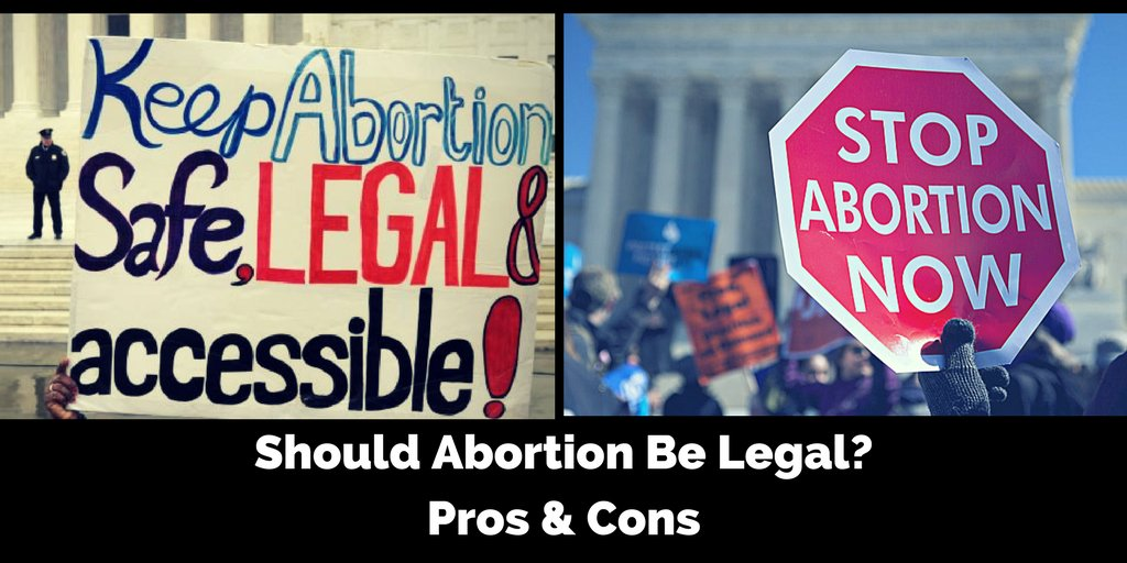 abortion should abortion be legal Why is abortion legal in the united states update cancel answer wiki 9 answers jayesh lalwani my opinion is that abortion absolutely should be legal.